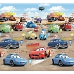 Parklon Hi-Living Playmat - Cars