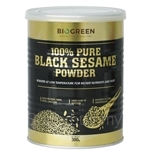 Biogreen 100% Pure Black Sesame Powder