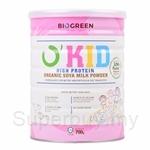 Biogreen O'Kid High Protein Organic Soya Milk Plant Based Milk 700g (HALAL)