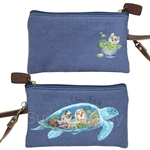 HCF Under The Sea Canvas Pouch - SPO2-53