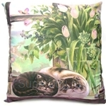 HCF 22 inch Square Pillow By The Window - HSP1-1