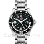 Victorinox Swiss Army 24701 Gents Maverick II 2nd Time Zone Watch # 24701