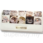 HCF Envelop Wallet Cats In The Box - FEW1-41A