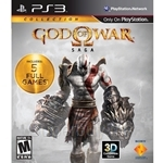 PS3 Games: God Of War Saga R3