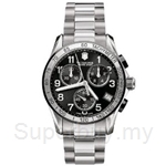 Victorinox Swiss Army 241403 Gents Chrono Classic Watch (2010 NEW Model) # 241403