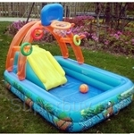 Kissmama Luxury Splash Pool Set with Electronic Pump - 27040