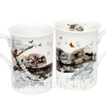 HCF Bone China Mug Set of 2 Spring Blossom - HBM1-31