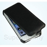 iPhone 5 Durable Flip PU Case Cover