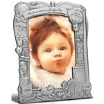 Tumasek Pewter 4R Photo Frame Wonderland with Colour - 2866CL