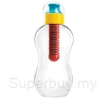 Bobble Yellow Band Filtered Water Bottle 385ml - 030BOBMU
