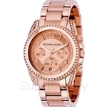 Michael Kors MK5263 Women's Glitz Chronograph Watch