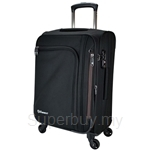 Eminent 20 inch Soft Trolley Case with TSA Combination Lock - EM02-E5864
