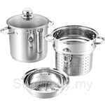 Thermos 5.00L Multi-usage Cooking Pot - KON-20A