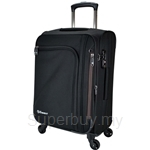 Eminent 24 inch Soft Trolley Case with TSA Combination Lock - EM02-E5864