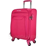 Hush Puppies 24.5 Inch Nylon Soft Trolley Case with TSA Combination Lock - HP02-693092