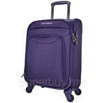 Hush Puppies 29 Inch Nylon Soft Trolley Case with TSA Combination Lock - HP02-693092