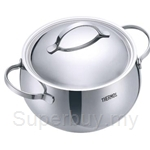 Thermos 3.70L StainlessSteel Lifestyle Cooking Pot - MT-W20