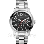 Guess W0007G1 Gents Dress Multifunction Watch