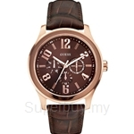 Guess W0008G3 Gents Dress Multifunction Watch