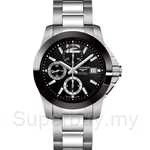 Longines Gents Conquest Automatic Watch - L3.661.4.56.6