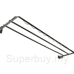 MHT Stainless Steel Folding Series Hanger - MHT-384