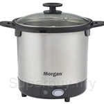 Morgan Mini Multi Cooker - MMC-NB312SS