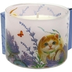 HCF Scented Candle Lavender in the Wind - HSC1-61