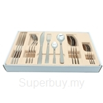 16pc Jun'ko Takashima Stainless Steel Cutlery Set