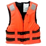 Great Summit Adult Life Jacket With Reflector - GS2200R