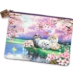 HCF Cotton Pouch Cherry Blossom - SPO4-48