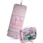 HCF Make Up Pouch with Handle Cherry Blossom - FCT2-48