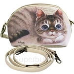 HCF Shaped Pouch with Long Strap Annie - FSP1-CA009