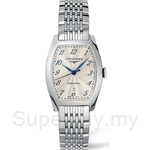 Longines Ladies Evidenza Automatic Watch - L2.142.4.73.6