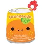 Naforye Orange Juice Teething Blanket - 99283