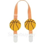 Naforye Bib Clips-Basketball - 99307
