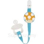 Naforye Baby Pacifier Clip-Mushroom - 99317