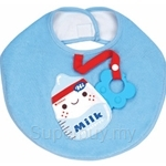 Naforye Multi-Function Baby Bib Bottle - 99454