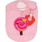 Naforye Multi-Function Baby Bib Lollipop - 99455