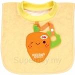Naforye Multi-Function Baby Bib Carrot - 99458