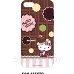 FitsPod Hello Kitty Soft Jacket for iPhone 5 - SAN-155KTD