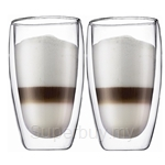 Bodum Pavina Double Wall 2 Pieces Large - 4560-10