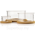 Bodum Hot Pot 3 Pieces Set - K4403-10