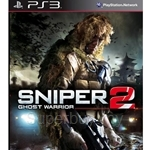 PS3 Game: Sniper: Ghost Warrior 2