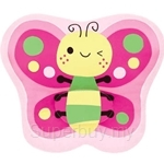 Naforye Keep-Roundness Infant Pillow Butterfly - 99553