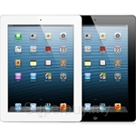 Apple iPad with Retina Display (4th Gen) Wi-Fi + Cellular 64 GB