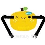 Naforye Stop-Wiggle Chair Safety Belt Orange - 99539
