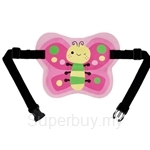 Naforye Stop-Wiggle Chair Safety Belt Butterfly - 99544
