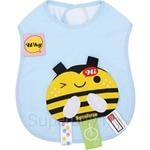 Naforye Funny Label Baby Bib Longer Bee - 99581
