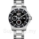 Longines Gents Sport Collection HydroConquest Watch - L3.644.4.56.6