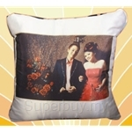 Q-Family - Pillow Cushion Photo Heat Transfer